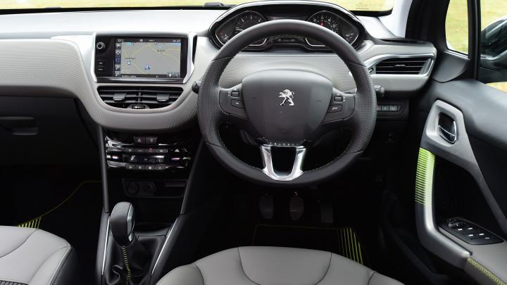 Peugeot 208 I 2012 - 2015 Hatchback 3 door #8