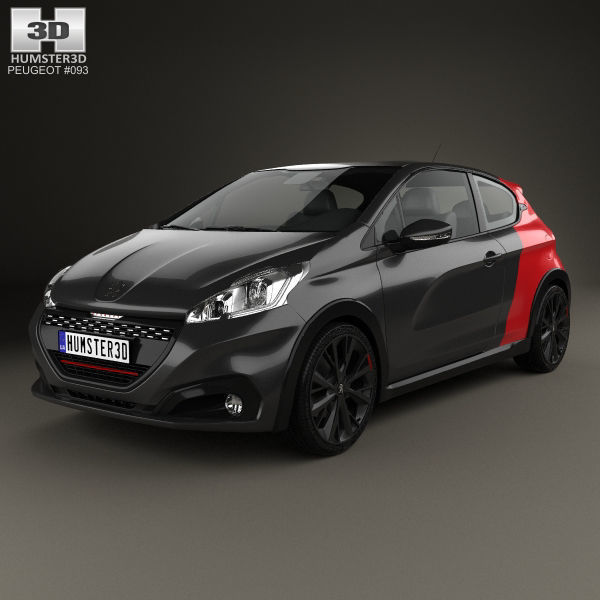 Peugeot 208 GTi I 2013 - 2015 Hatchback 3 door #8
