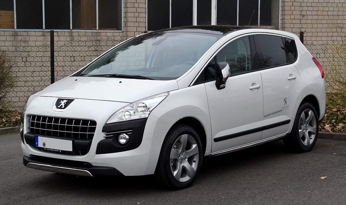 Peugeot 3008 I 2009 - 2013 SUV 5 door #8