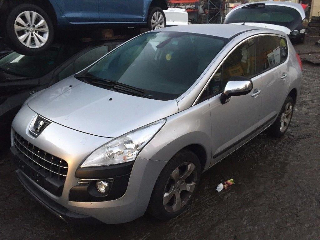 Peugeot 3008 I 2009 - 2013 SUV 5 door #5