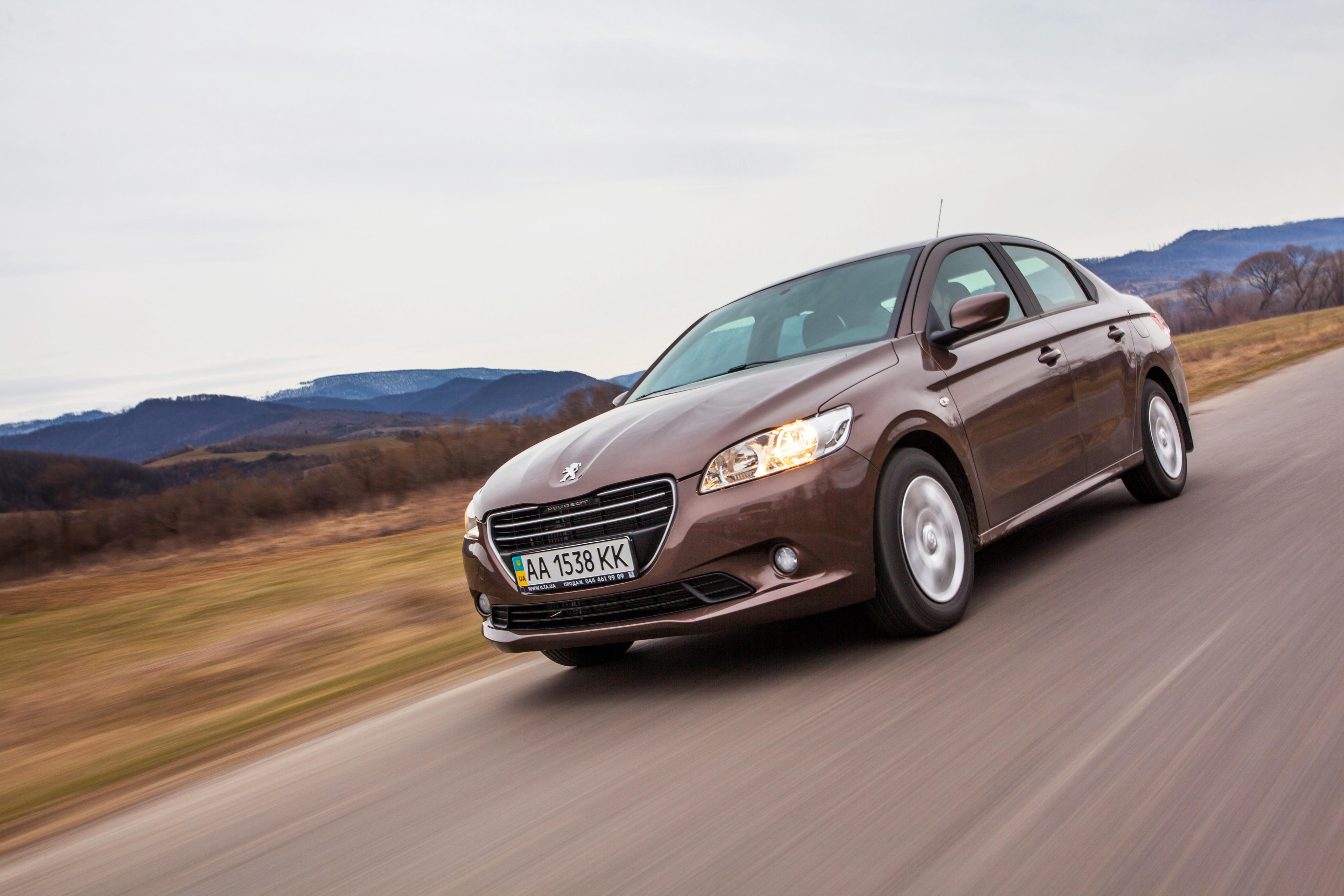 Peugeot 301 I 2012 - 2016 Sedan #2