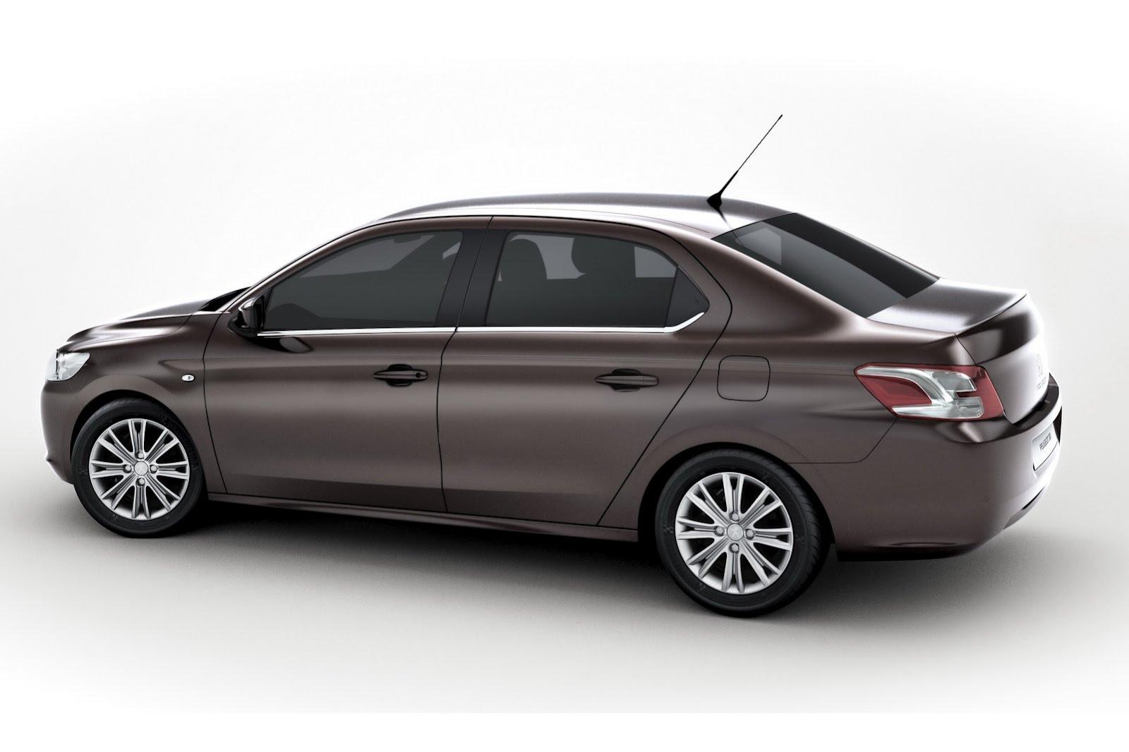 Peugeot 301 I 2012 - 2016 Sedan #1