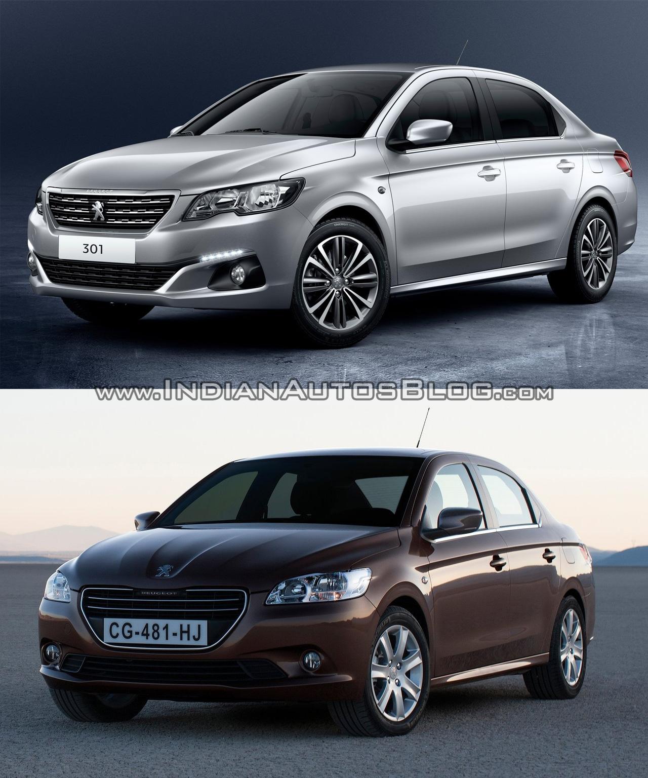 Peugeot 301 I 2012 - 2016 Sedan #4