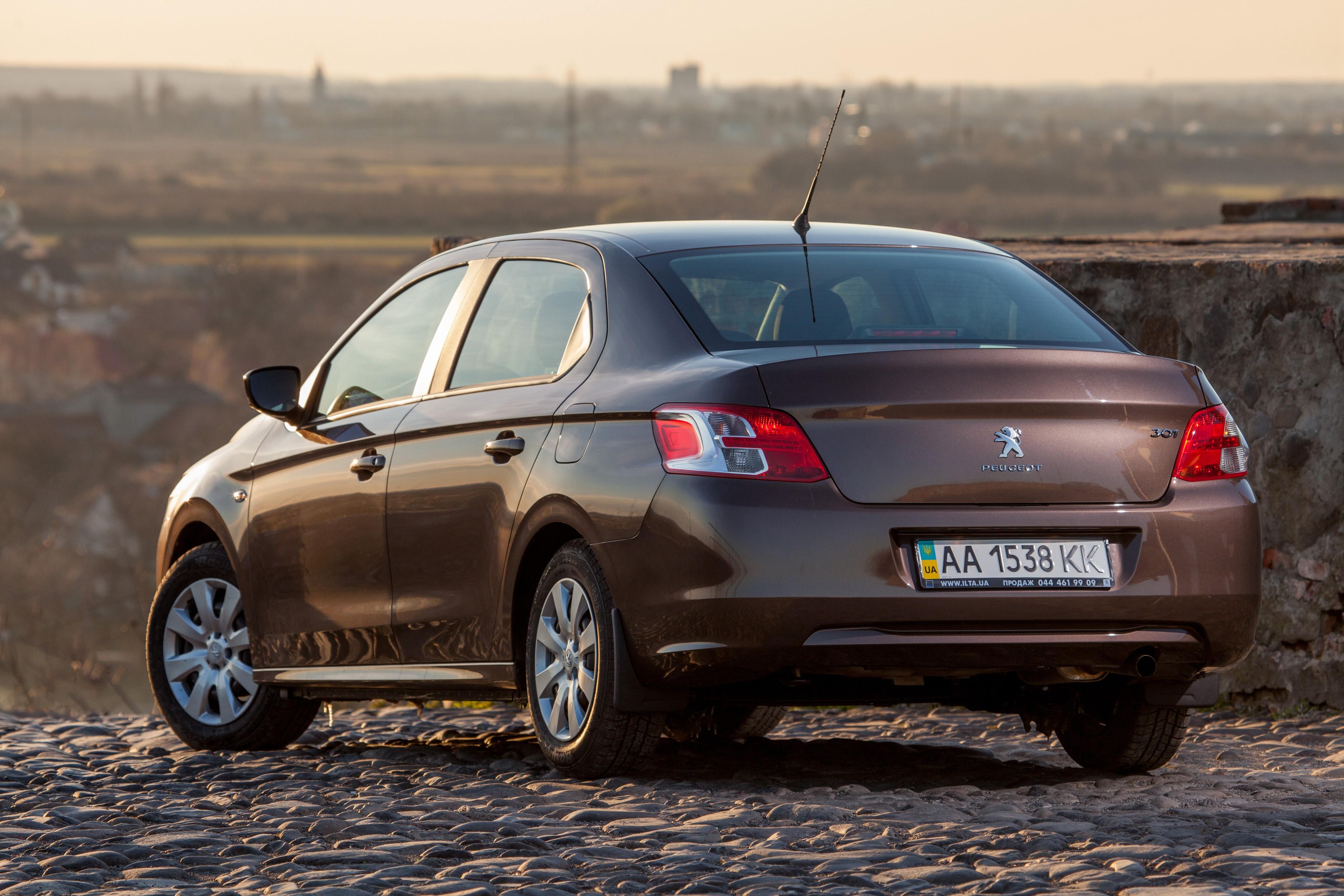 Peugeot 301 I 2012 - 2016 Sedan #3