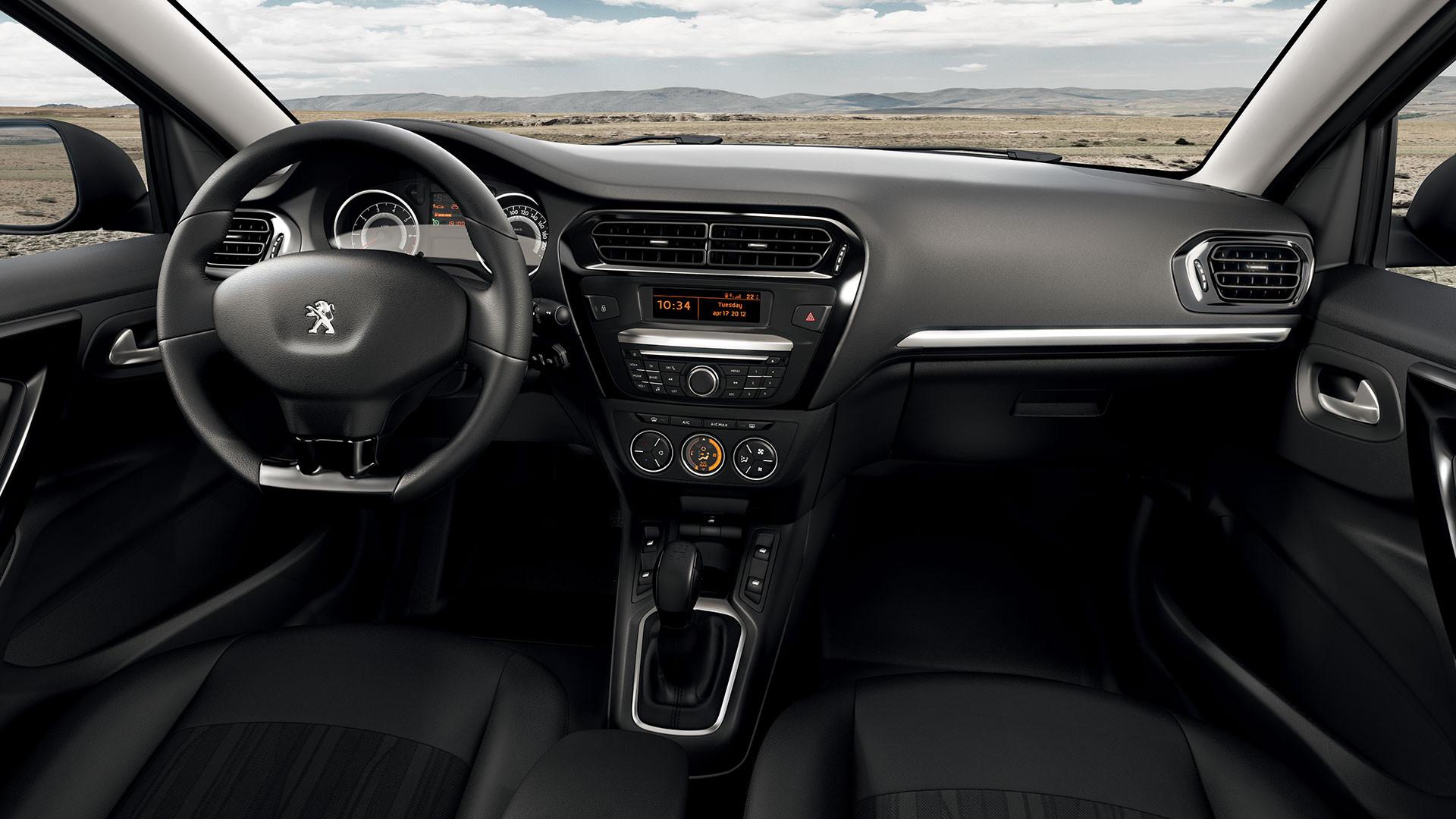 Peugeot 301 I 2012 - 2016 Sedan #6
