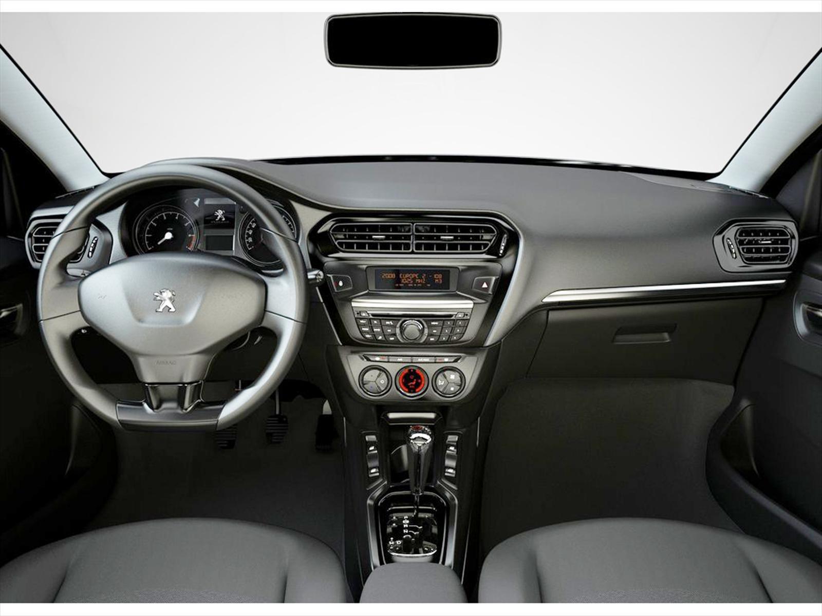 Peugeot 301 I 2012 - 2016 Sedan #7