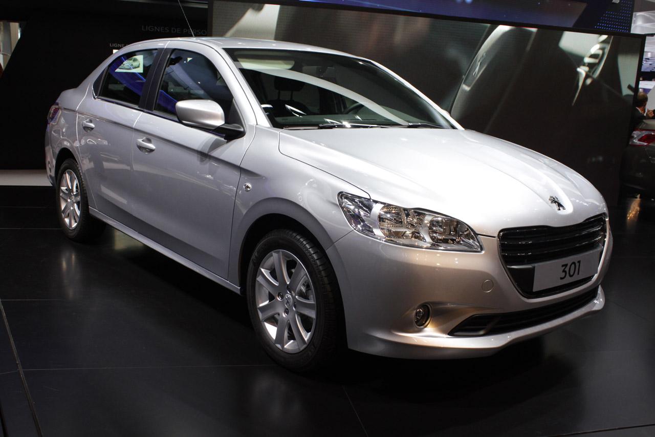 Peugeot 301 I 2012 - 2016 Sedan #8