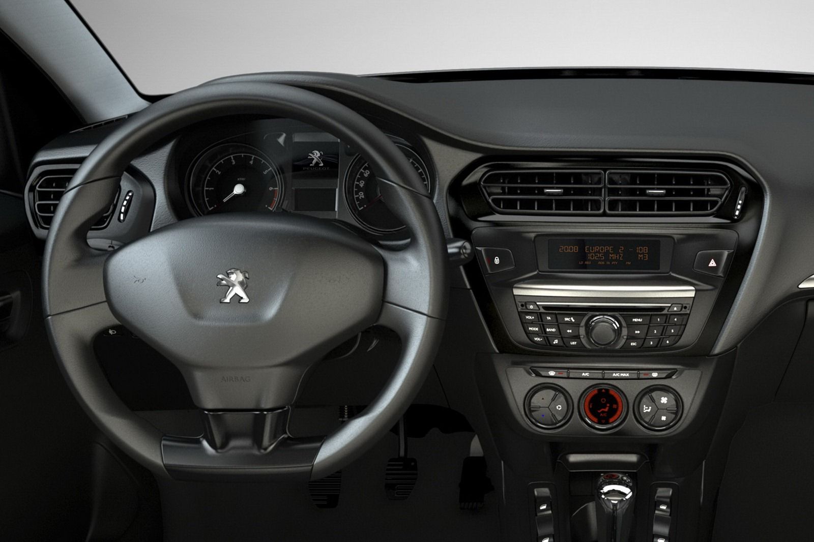 Peugeot 301 I 2012 - 2016 Sedan #5
