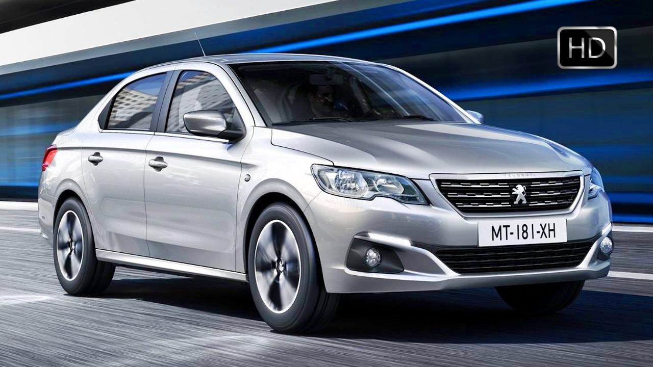 Peugeot 301 I Restyling 2016 - now Sedan #5
