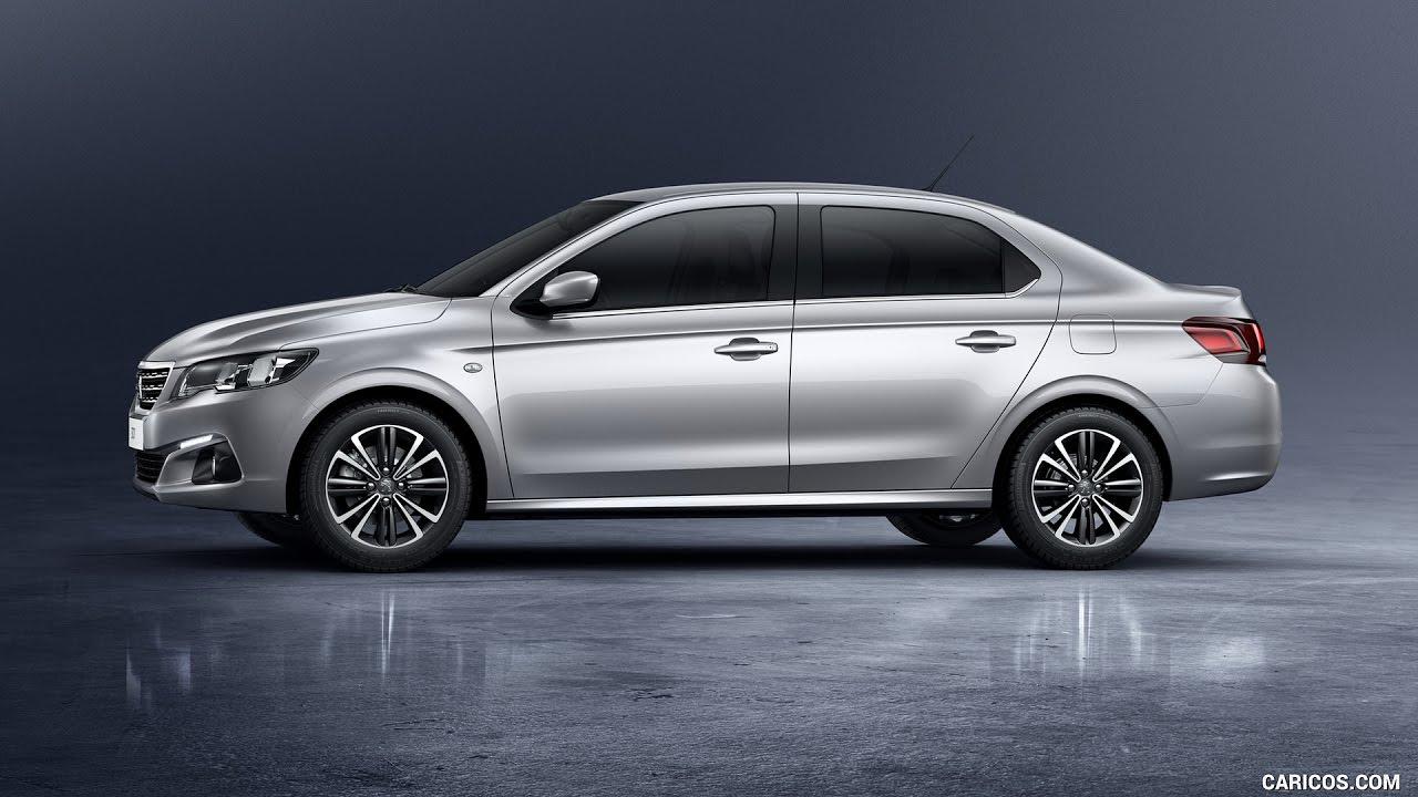 Peugeot 301 I Restyling 2016 - now Sedan #6