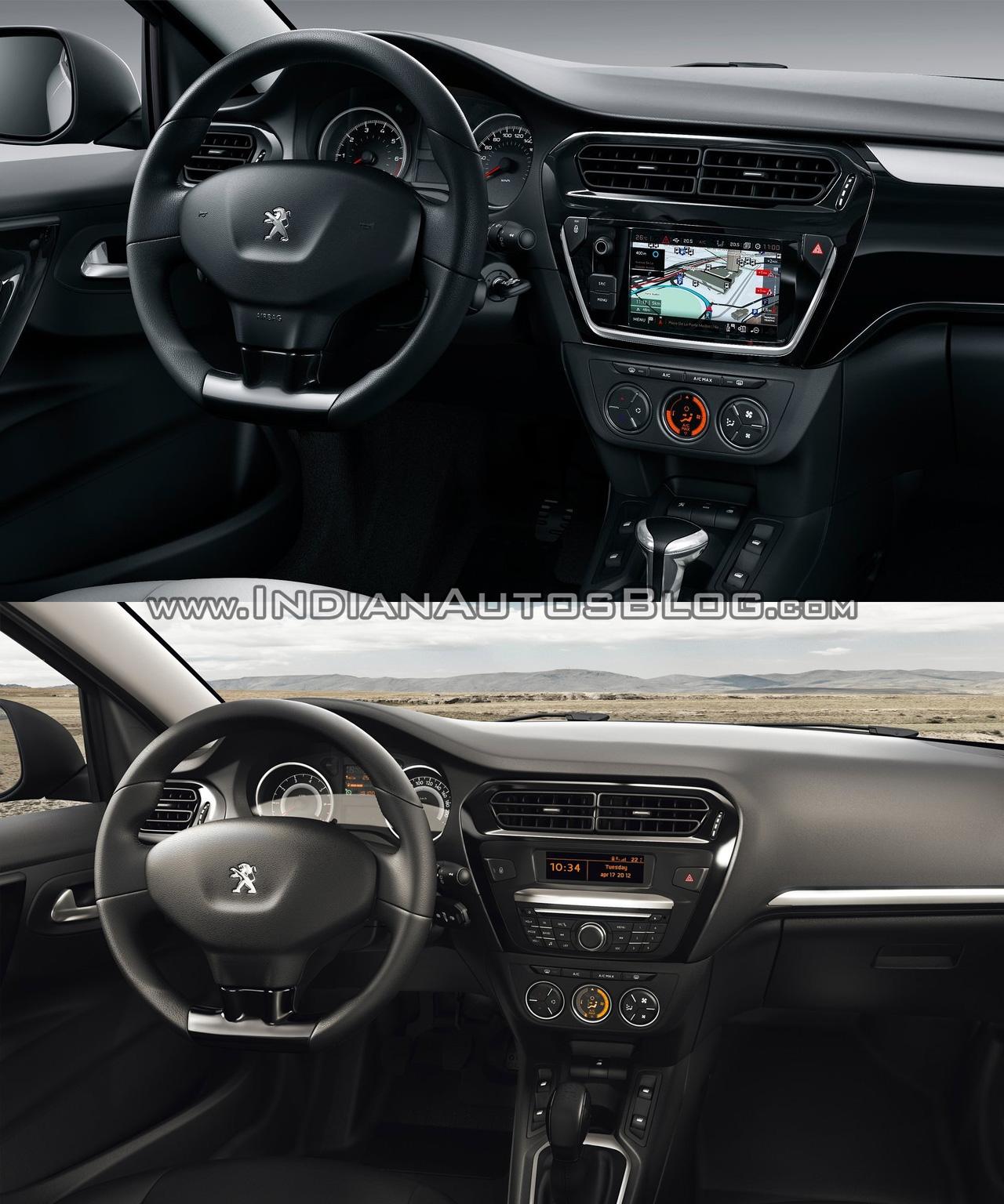 Peugeot 301 I Restyling 2016 - now Sedan #2