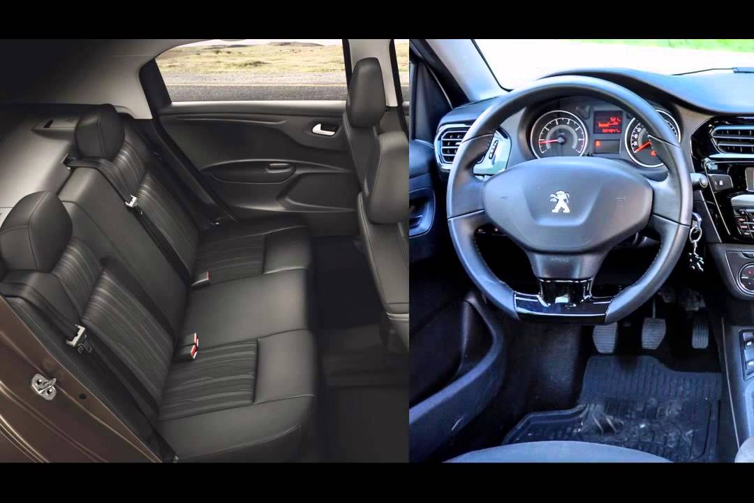 Peugeot 301 I Restyling 2016 - now Sedan #1