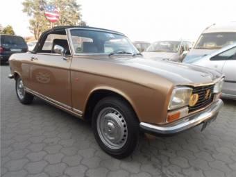 Peugeot 304 1969 - 1980 Cabriolet #2