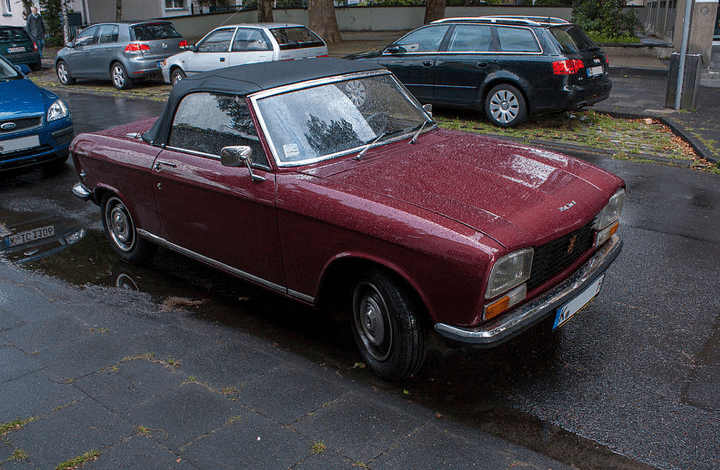 Peugeot 304 1969 - 1980 Cabriolet #4