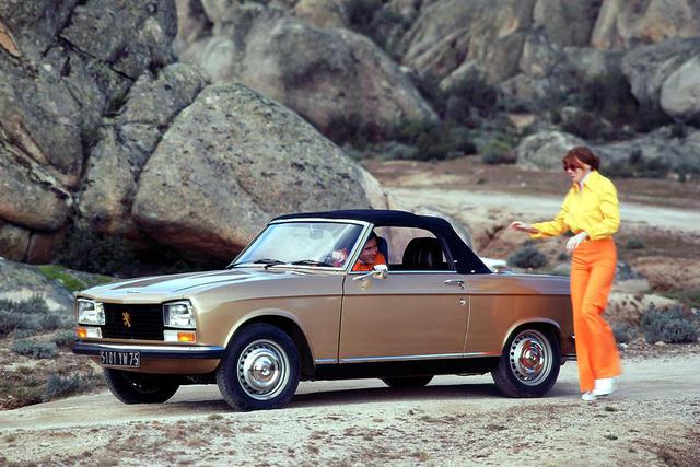 Peugeot 304 1969 - 1980 Cabriolet #7