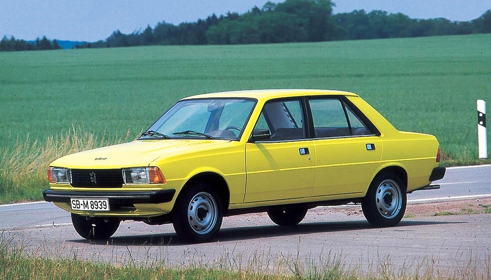 Peugeot 305 1977 - 1990 Sedan #6