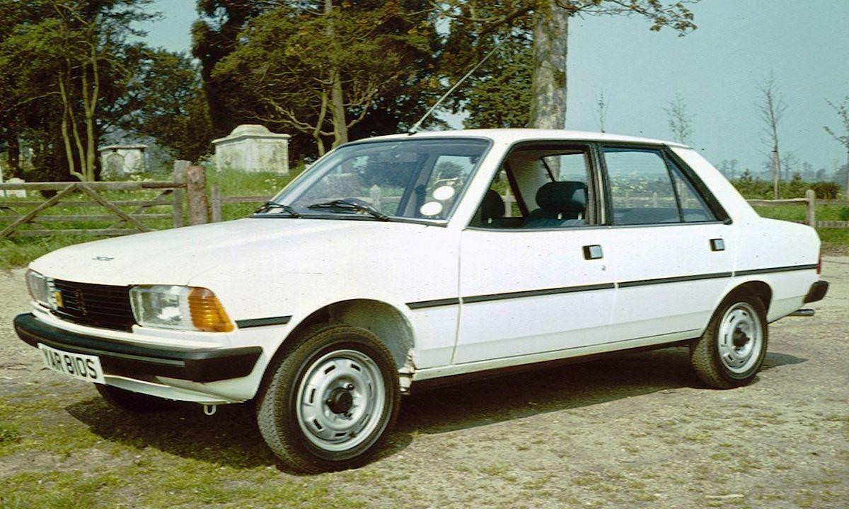 Peugeot 305 1977 - 1990 Sedan #8