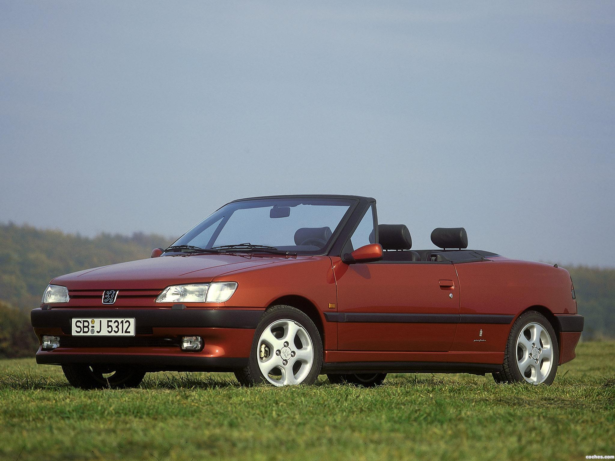 Peugeot 306 1993 - 2002 Cabriolet #3
