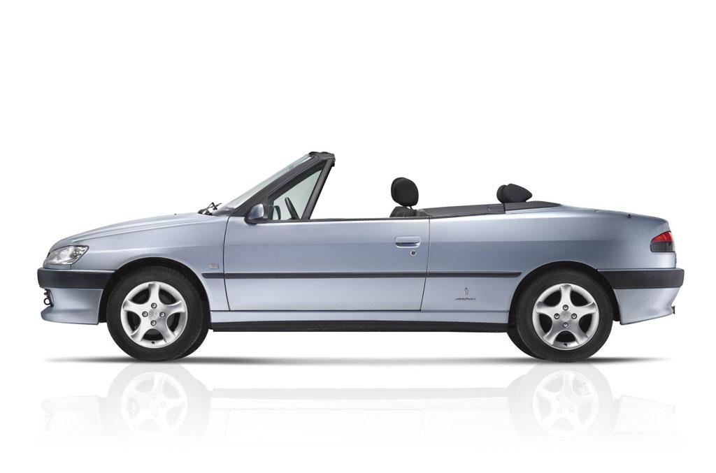Peugeot 306 1993 - 2002 Cabriolet #4