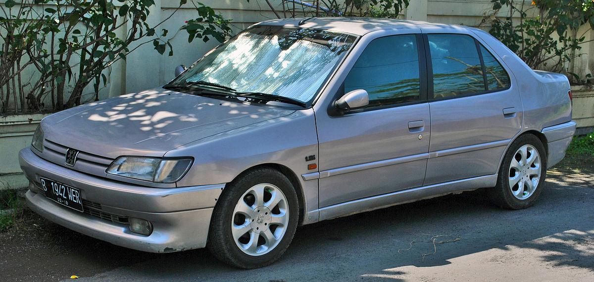Peugeot 306 1993 - 2002 Hatchback 5 door #7