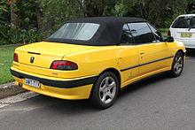 Peugeot 306 1993 - 2002 Cabriolet #8