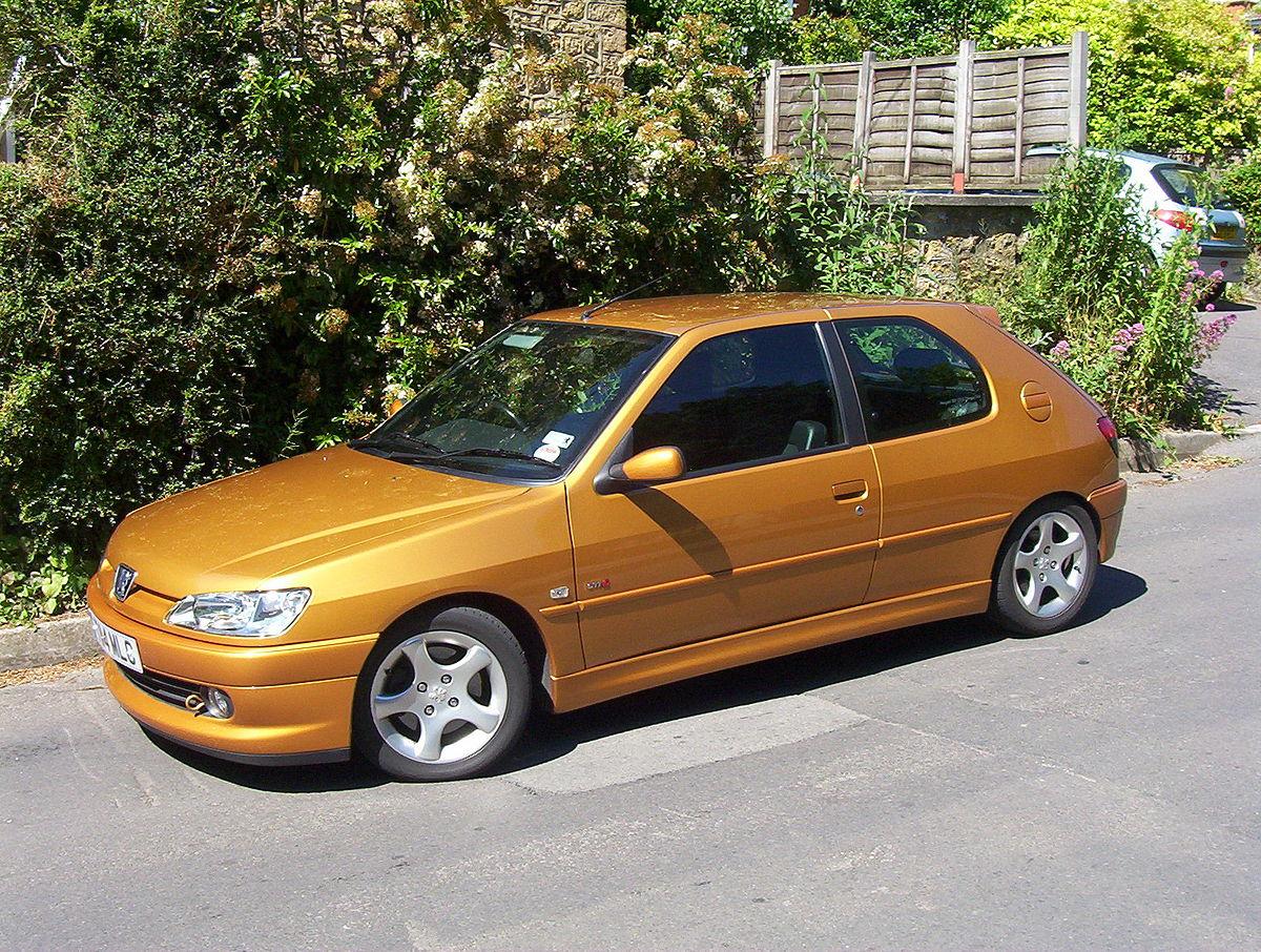 Peugeot 306 1993 - 2002 Hatchback 5 door #8