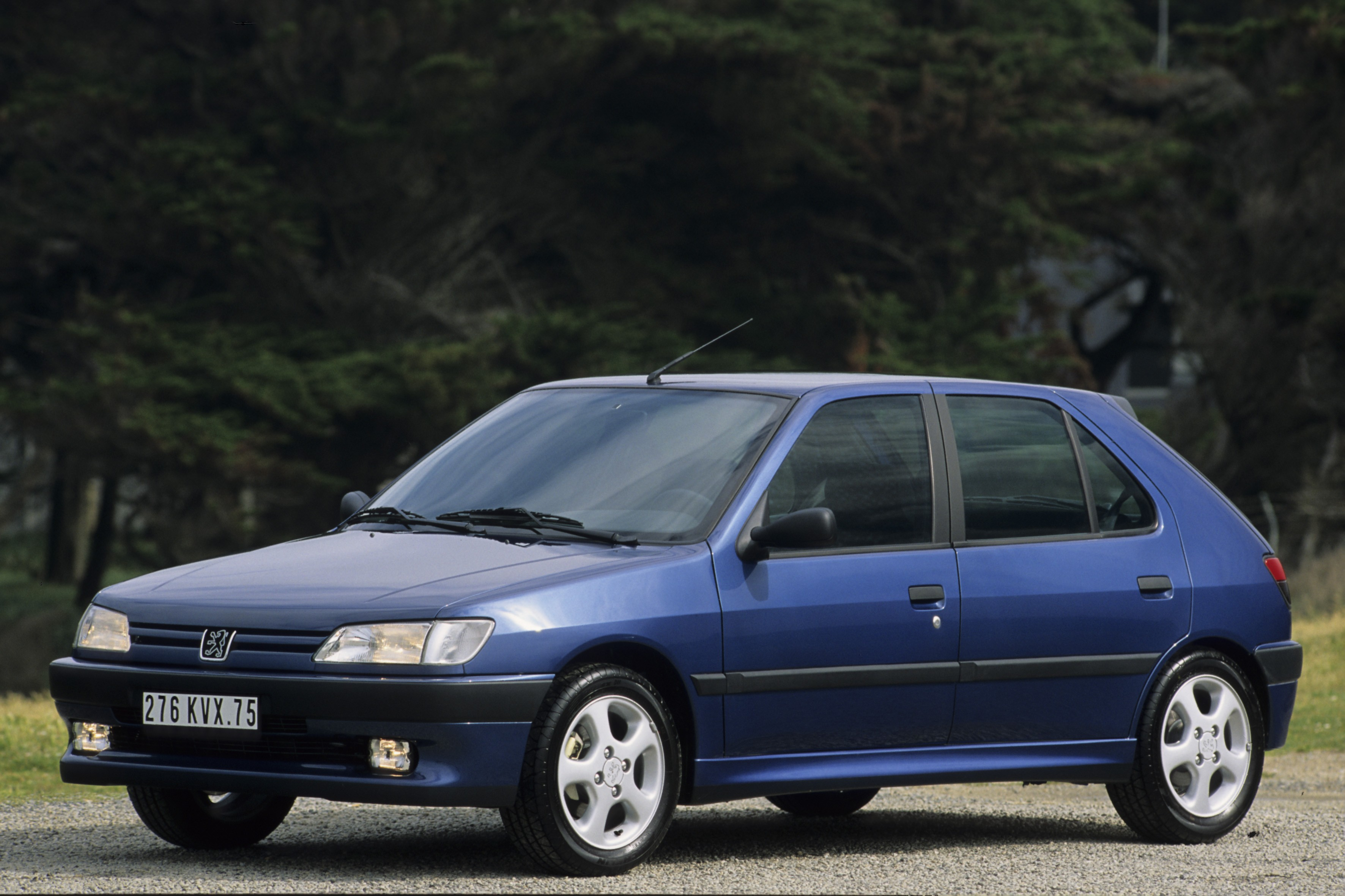 Peugeot 306 1993 - 2002 Hatchback 5 door #6