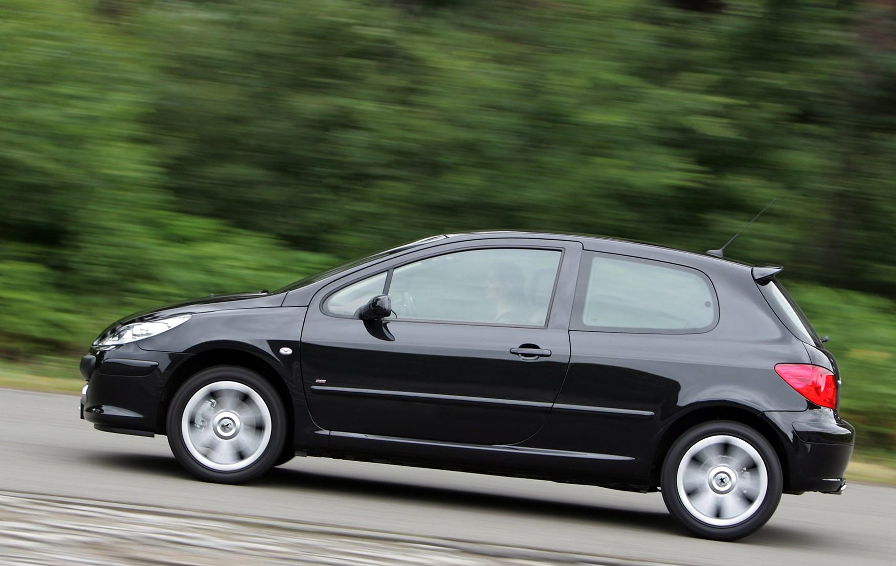 Peugeot 307 I 2001 - 2005 Cabriolet #7
