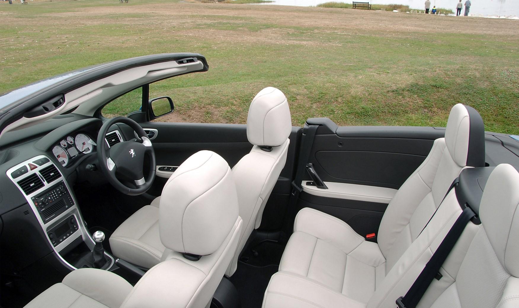 Peugeot 307 I 2001 - 2005 Cabriolet #1
