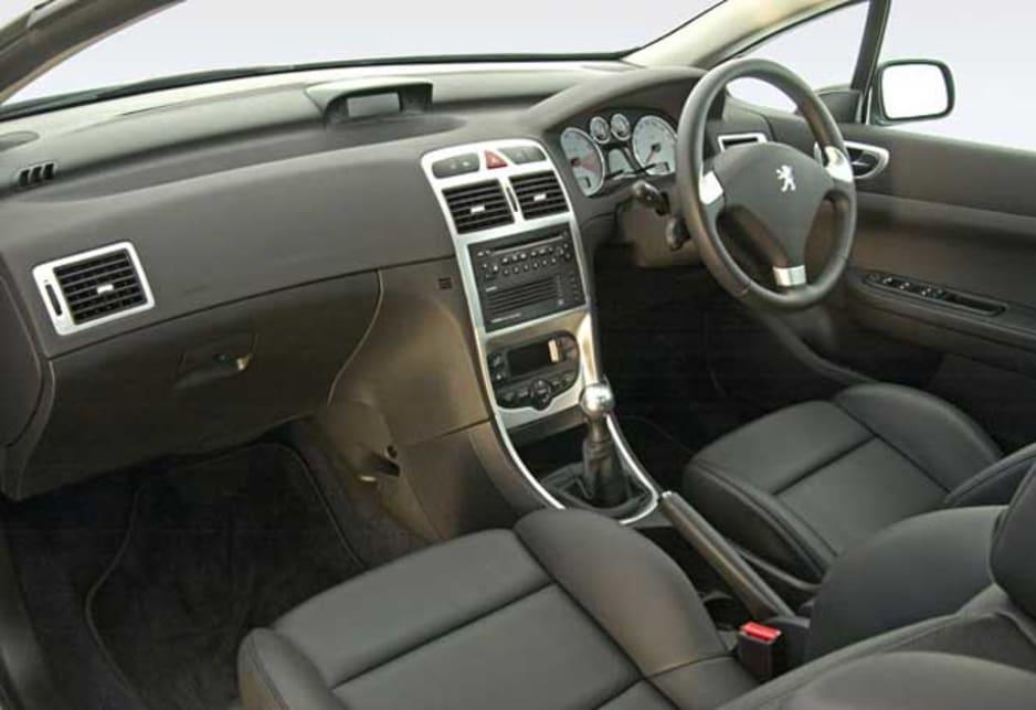 Peugeot 307 I 2001 - 2005 Cabriolet #3