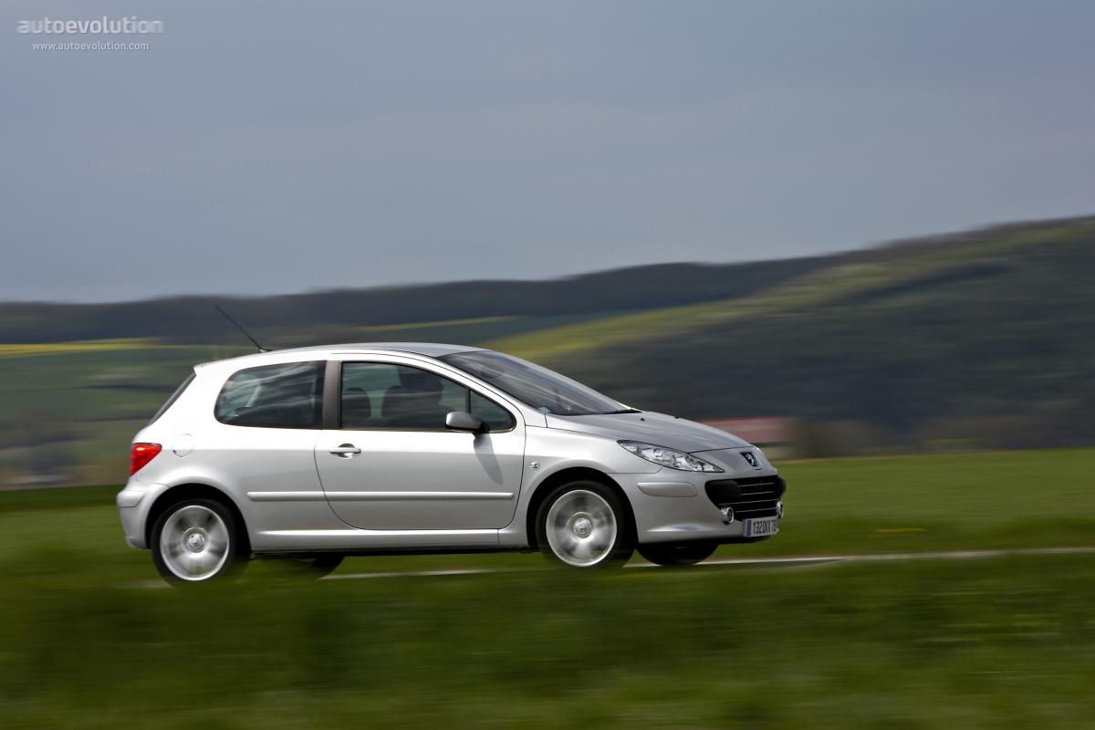 Peugeot 307 I Restyling 2005 - 2008 Hatchback 3 door #3