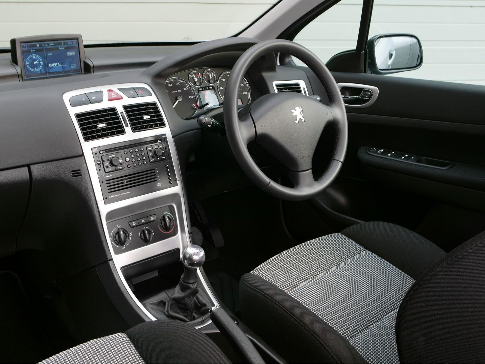 Peugeot 307 I Restyling 2005 - 2008 Hatchback 3 door #8