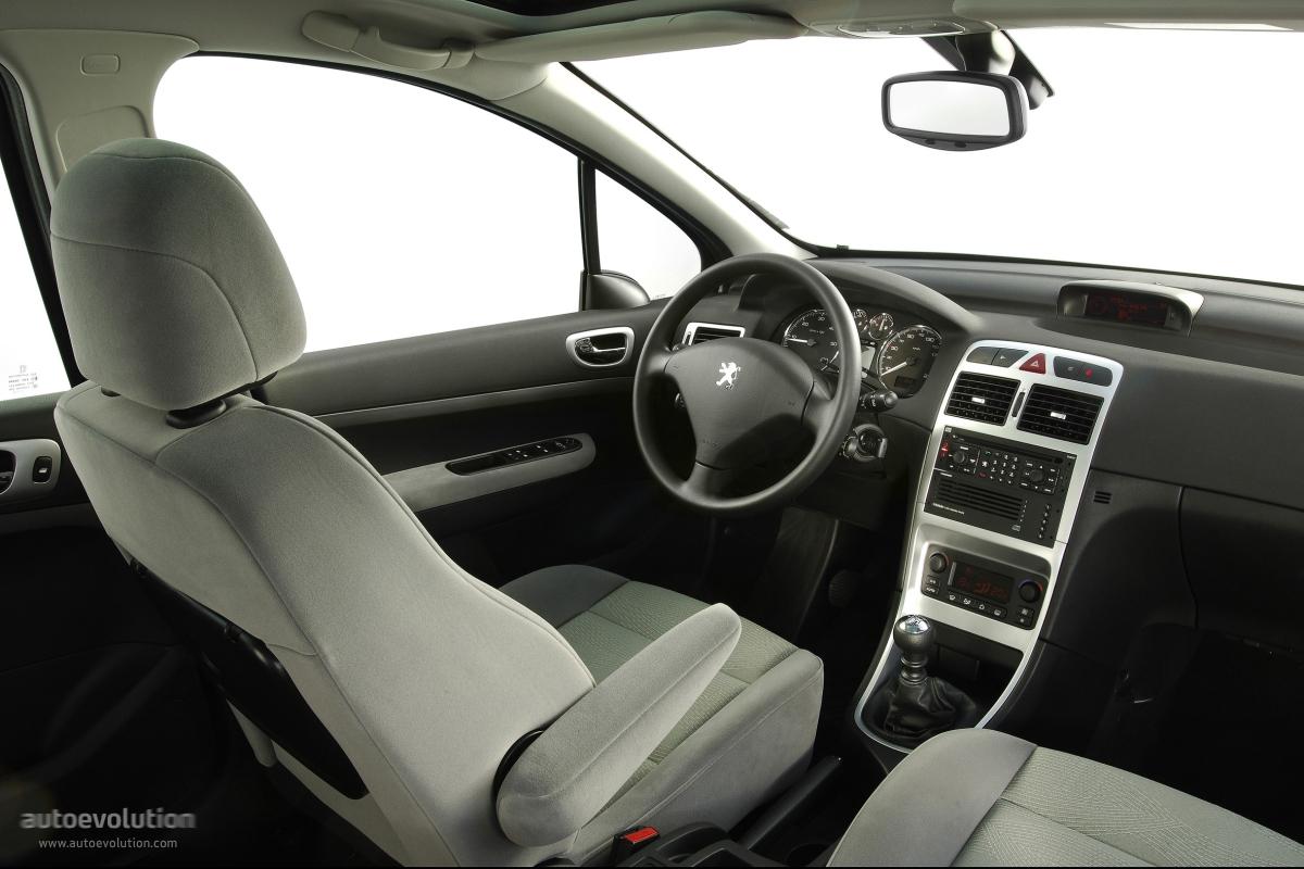Peugeot 307 I Restyling 2005 - 2008 Hatchback 5 door #6