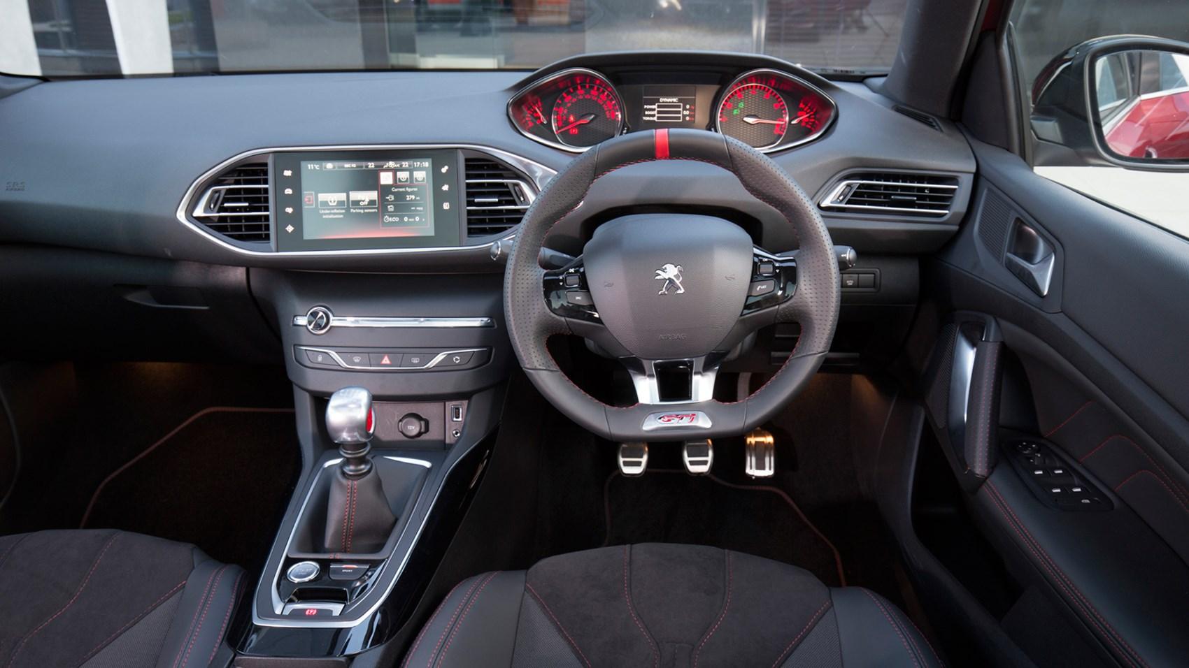 Peugeot 308 GTi I 2015 - now Hatchback 5 door #7