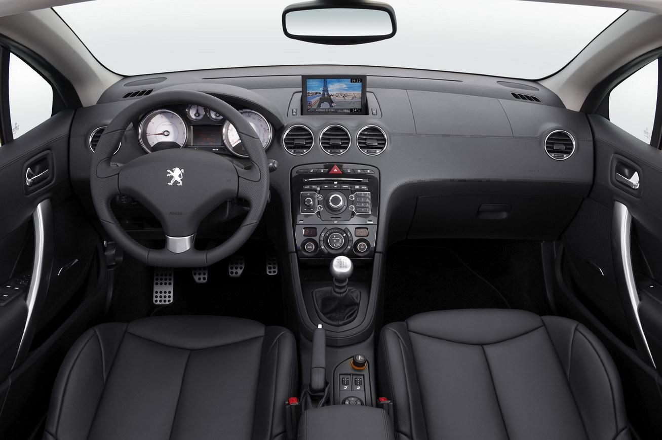 Peugeot 308 I 2007 - 2011 Cabriolet #3