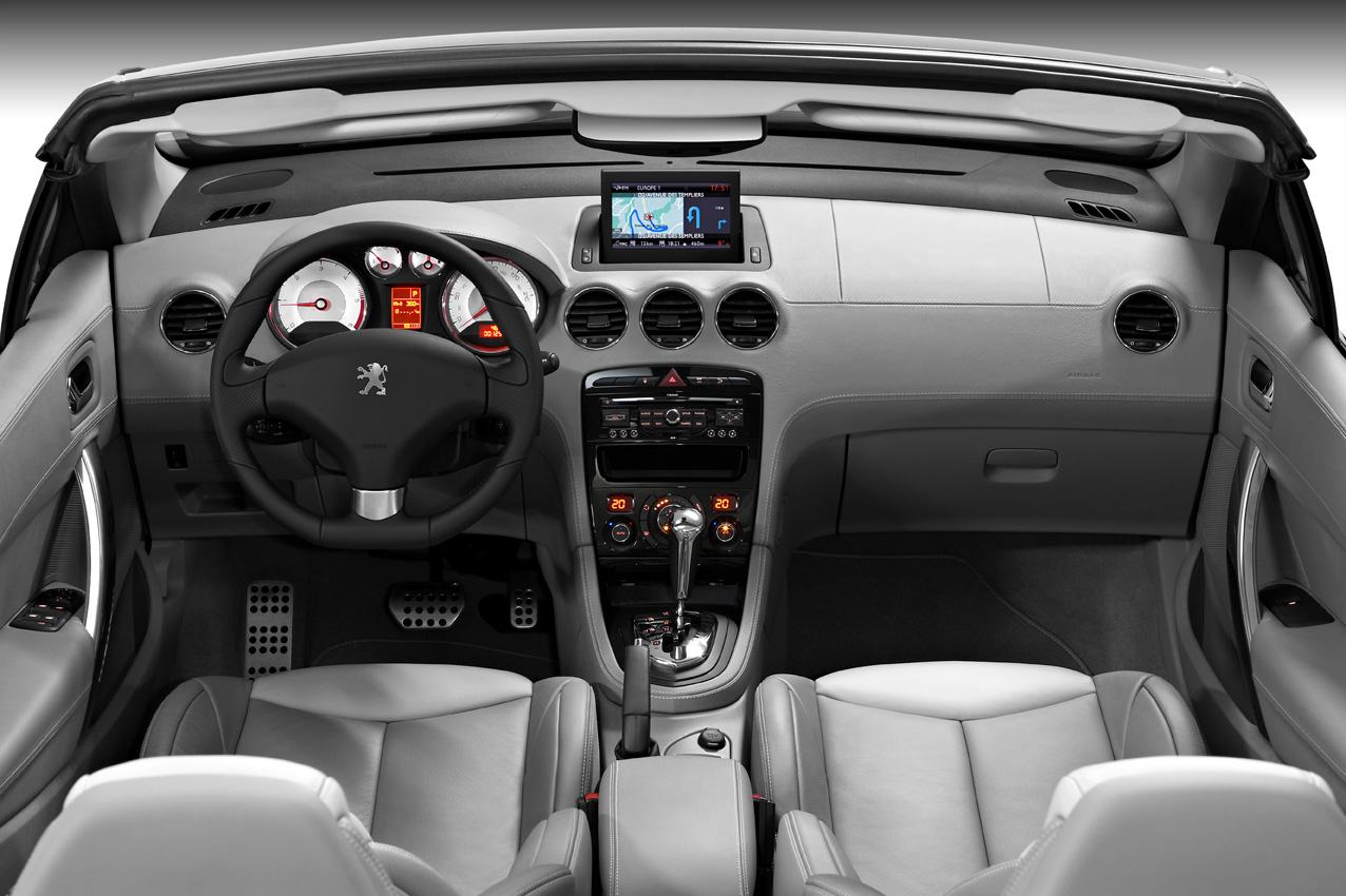 Peugeot 308 I 2007 - 2011 Cabriolet #2