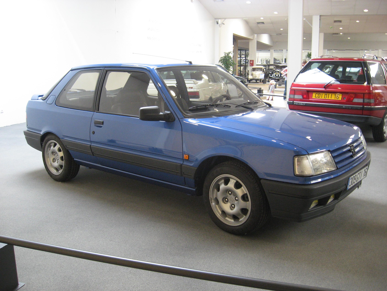 Peugeot 309 I 1985 - 1989 Hatchback 3 door #1