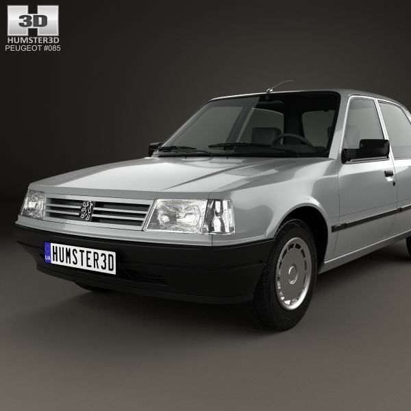 Peugeot 309 I 1985 - 1989 Hatchback 3 door #3