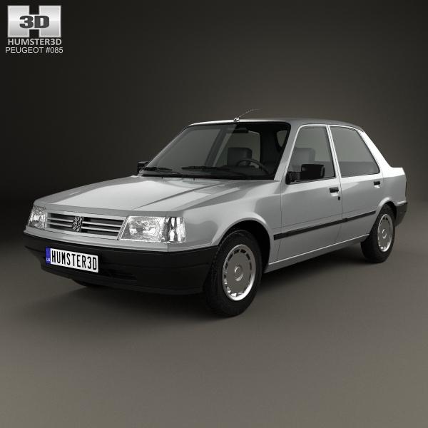 Peugeot 309 I 1985 - 1989 Hatchback 3 door #4