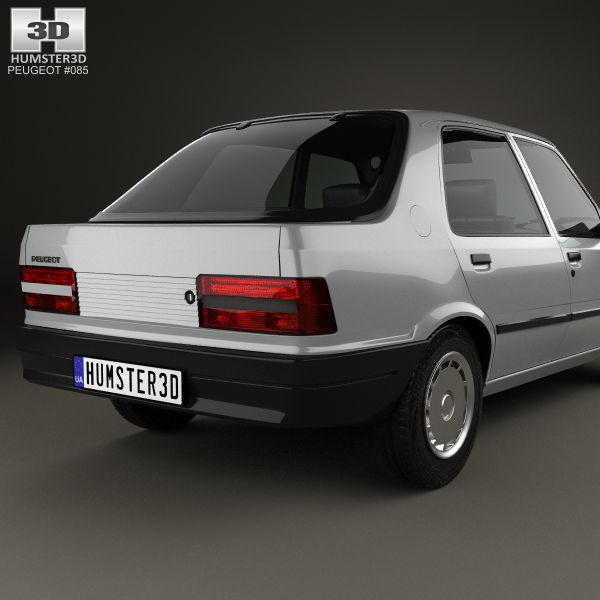 Peugeot 309 I 1985 - 1989 Hatchback 3 door #6