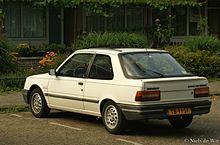 Peugeot 309 I 1985 - 1989 Hatchback 3 door #8