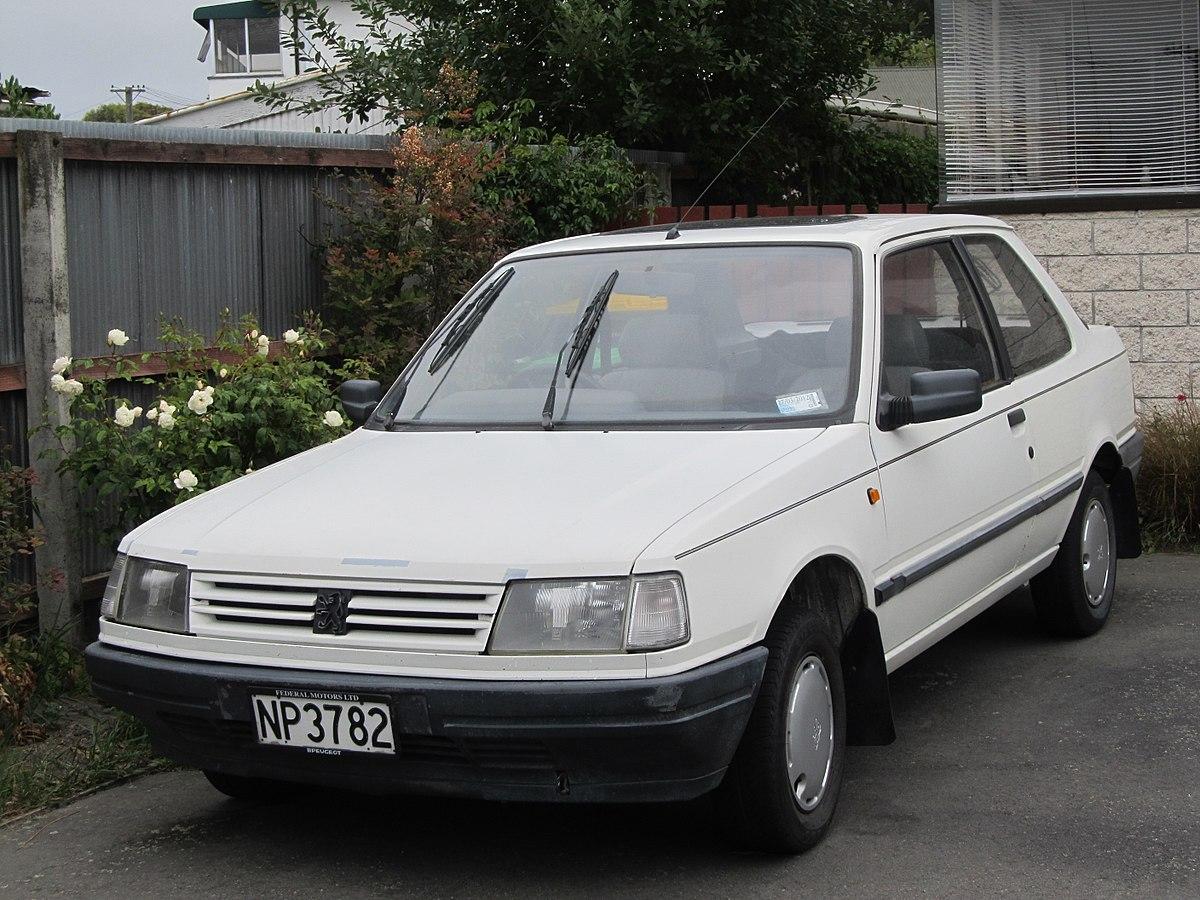 Peugeot 309 I 1985 - 1989 Hatchback 3 door #7