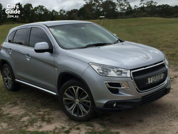 Peugeot 4008 2012 - now SUV 5 door #6
