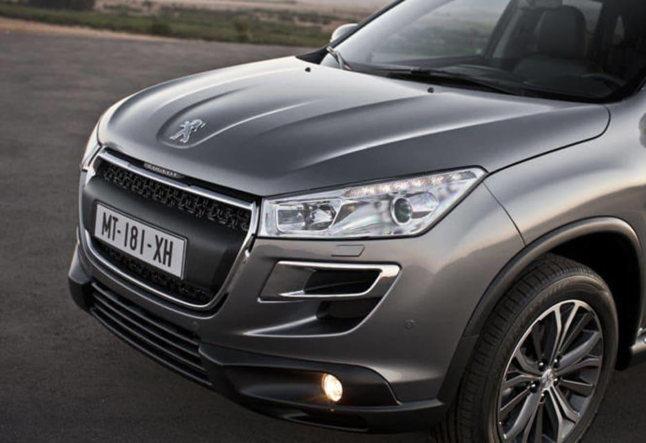 Peugeot 4008 2012 - now SUV 5 door #5