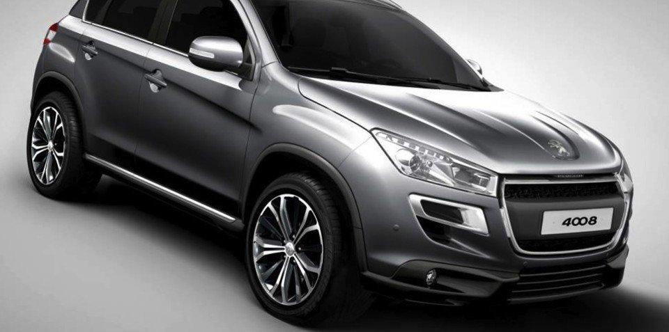 Peugeot 4008 2012 - now SUV 5 door #2