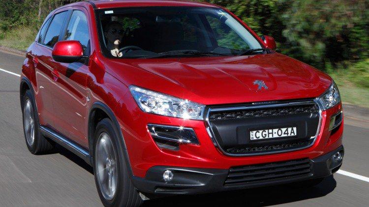 Peugeot 4008 2012 - now SUV 5 door #3