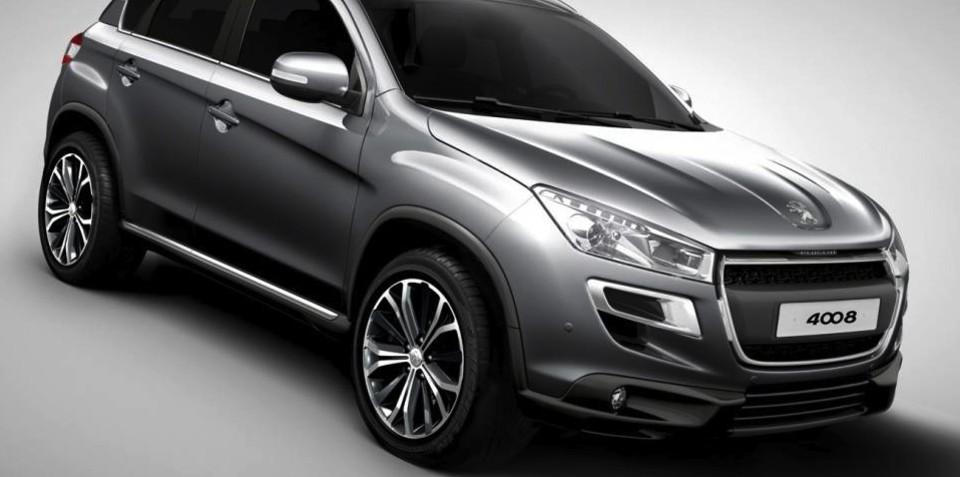 Peugeot 4008 2012 - now SUV 5 door #4