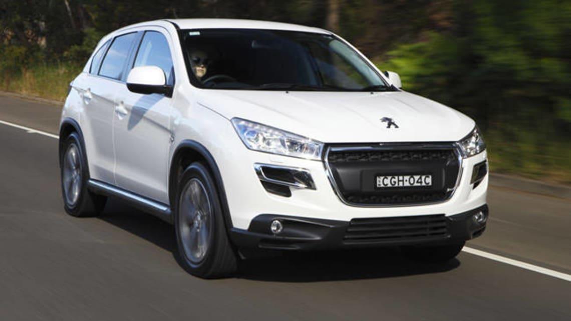 Peugeot 4008 2012 - now SUV 5 door #8
