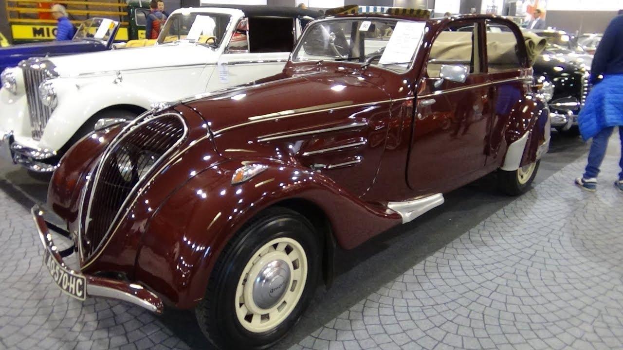 Peugeot 402 1935 - 1942 Sedan #3