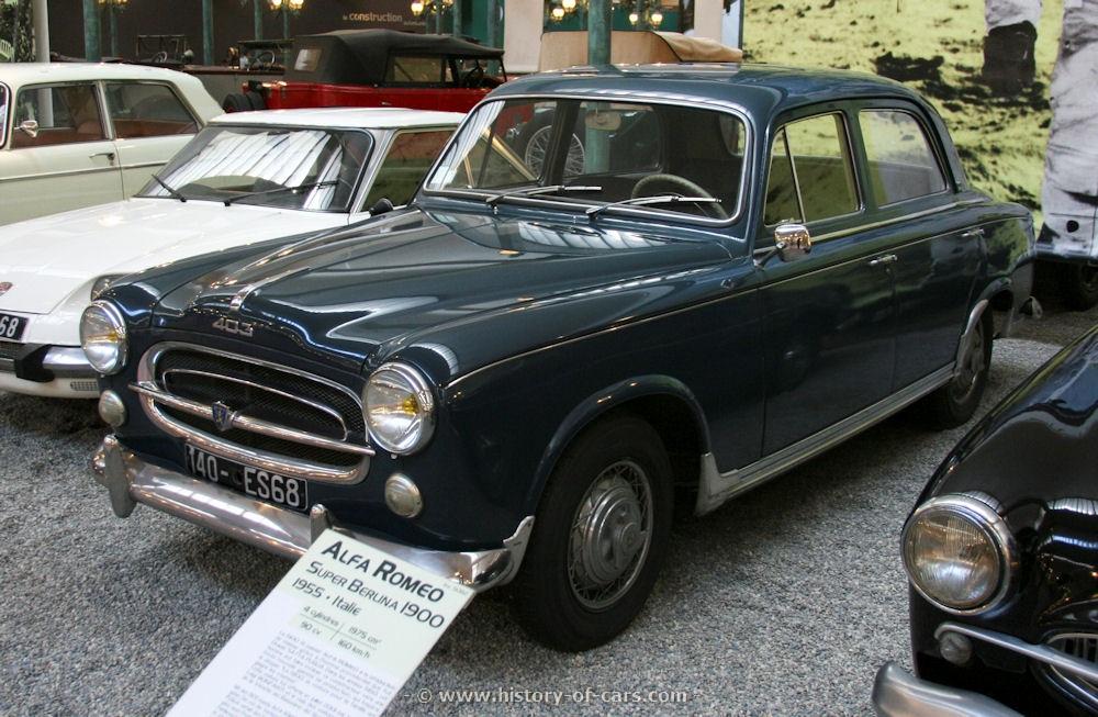 Peugeot 403 1955 - 1966 Cabriolet #2